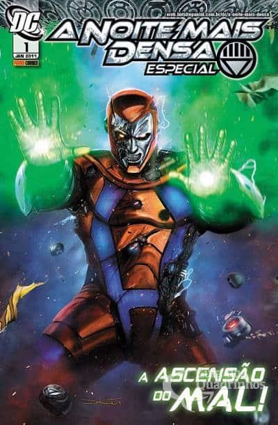 O Lanterna Verde de Geoff Johns - Guia de Leitura 135