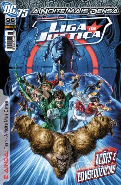 O Lanterna Verde de Geoff Johns - Guia de Leitura 131