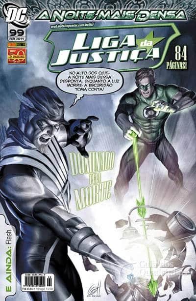 O Lanterna Verde de Geoff Johns - Guia de Leitura 134
