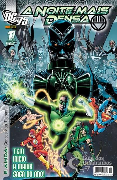 O Lanterna Verde de Geoff Johns - Guia de Leitura 139