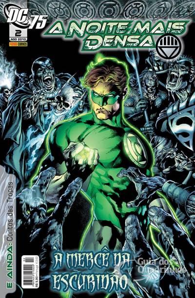 O Lanterna Verde de Geoff Johns - Guia de Leitura 140