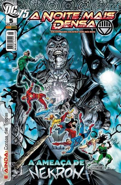 O Lanterna Verde de Geoff Johns - Guia de Leitura 143