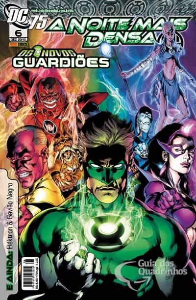 O Lanterna Verde de Geoff Johns - Guia de Leitura 144