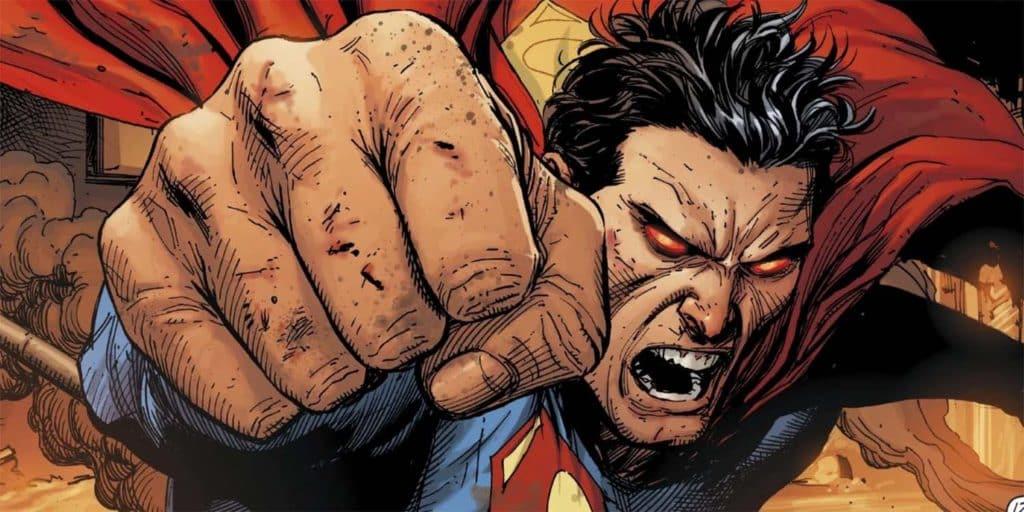Superman em O Relógio do Juízo Final (Doomsday Clock)
