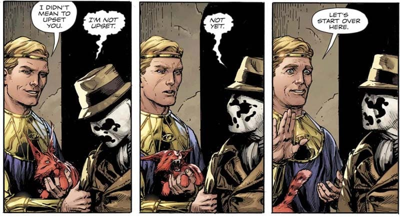 O Relógio do Juízo Final (Doomsday Clock) - O Ultimato 2