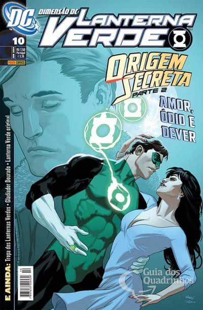 Capa de Dimensão DC 10