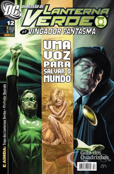 Capa de Dimensão DC 12