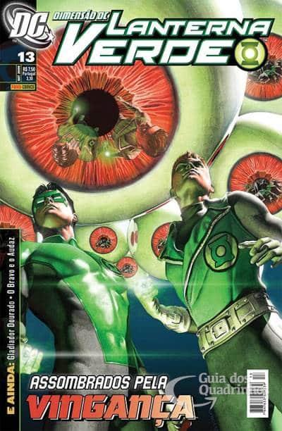 Capa de Dimensão DC 13