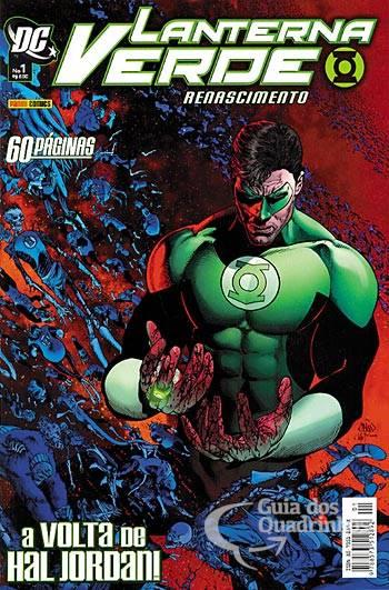 O Lanterna Verde de Geoff Johns - Guia de Leitura 42