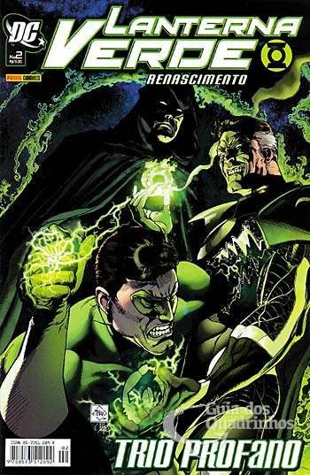 O Lanterna Verde de Geoff Johns - Guia de Leitura 43