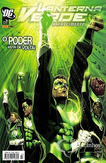 O Lanterna Verde de Geoff Johns - Guia de Leitura 44