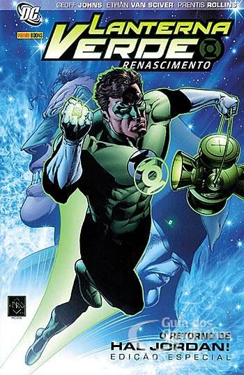 O Lanterna Verde de Geoff Johns - Guia de Leitura 45