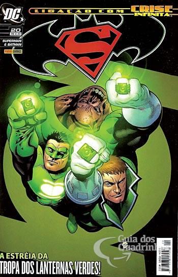 O Lanterna Verde de Geoff Johns - Guia de Leitura 53