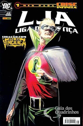 O Lanterna Verde de Geoff Johns - Guia de Leitura 50