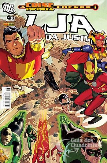 O Lanterna Verde de Geoff Johns - Guia de Leitura 51