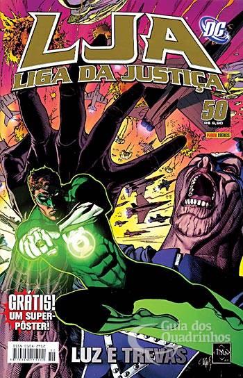 O Lanterna Verde de Geoff Johns - Guia de Leitura 52