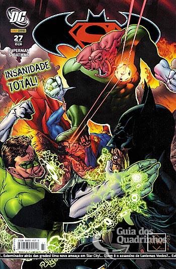 O Lanterna Verde de Geoff Johns - Guia de Leitura 66