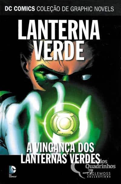 O Lanterna Verde de Geoff Johns - Guia de Leitura 72