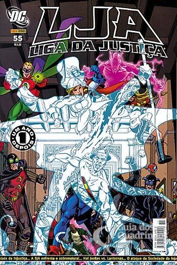 O Lanterna Verde de Geoff Johns - Guia de Leitura 61