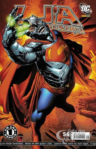 O Lanterna Verde de Geoff Johns - Guia de Leitura 62