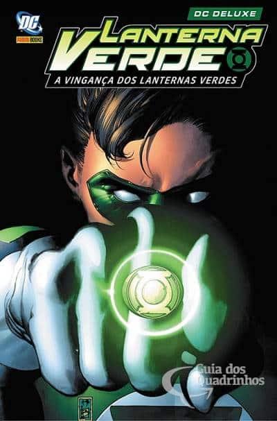 O Lanterna Verde de Geoff Johns - Guia de Leitura 70