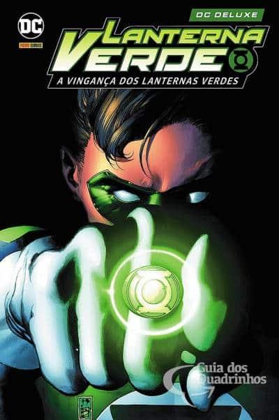O Lanterna Verde de Geoff Johns - Guia de Leitura 71