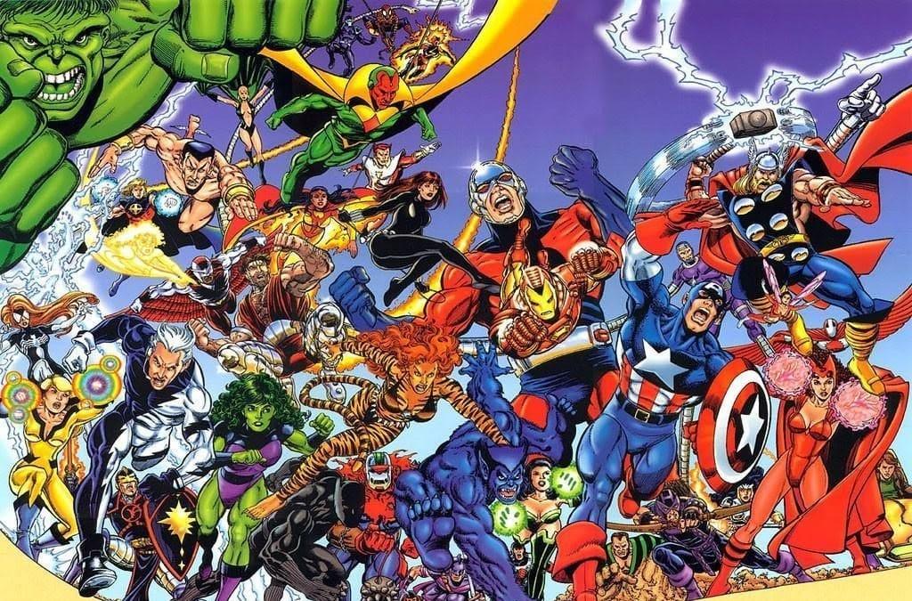 As 9 Melhores Histórias dos Vingadores