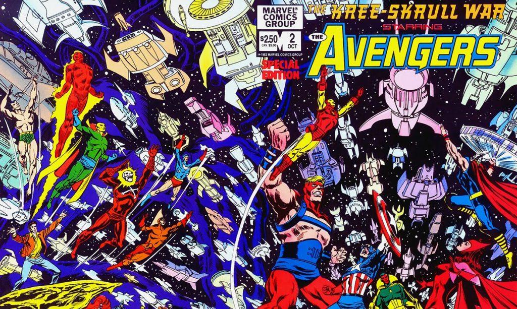 As 9 Melhores Histórias dos Vingadores 13