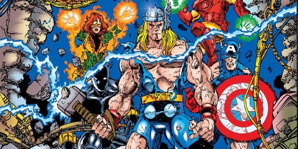As 9 Melhores Histórias dos Vingadores 3