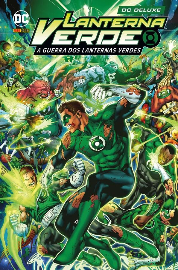 O Lanterna Verde de Geoff Johns - Guia de Leitura 21