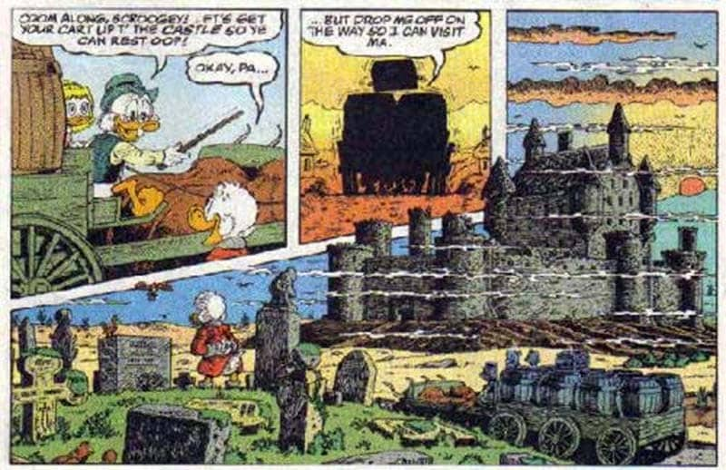 A Saga do Tio Patinhas de Don Rosa - Baú de HQs 2
