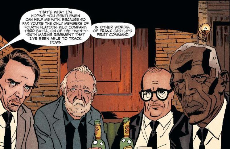 Justiceiro O Pelotão de Garth Ennis - Ultimato