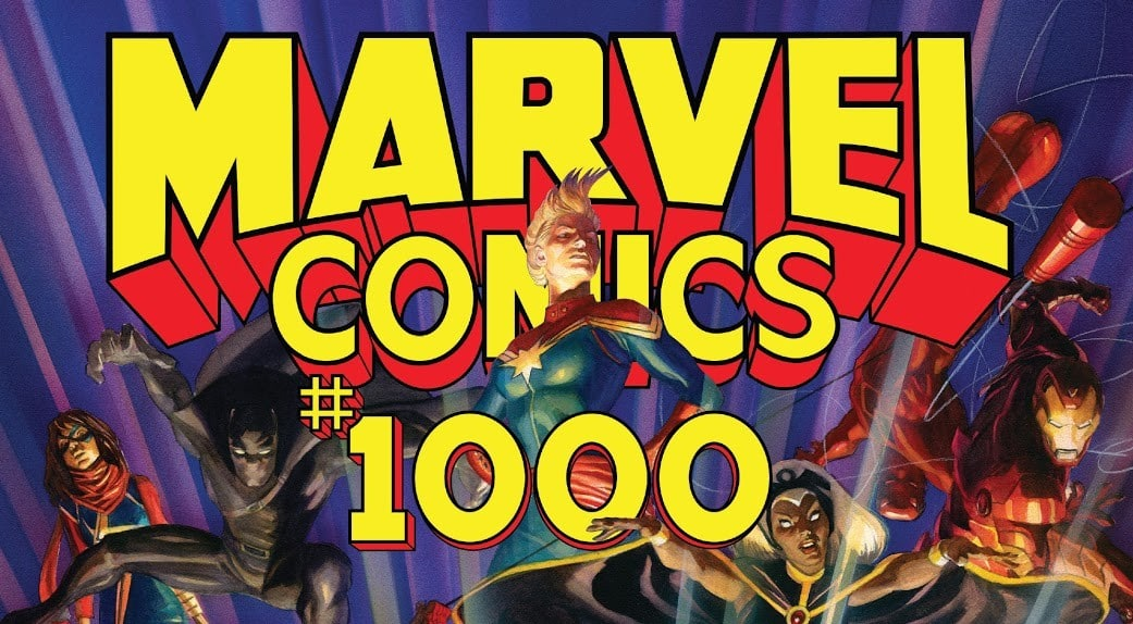 Marvel Comics 1000 e 1001 – O Ultimato