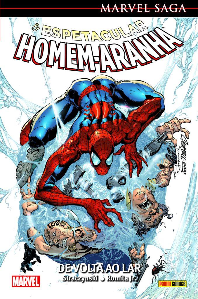 O Homem Aranha de J Michael Straczynski 3