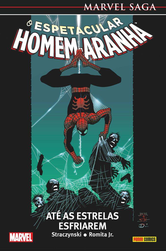 O Homem Aranha de J Michael Straczynski 4