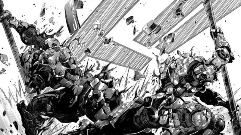 All You Need Is Kill Mangá Ultimato do Bacon Review