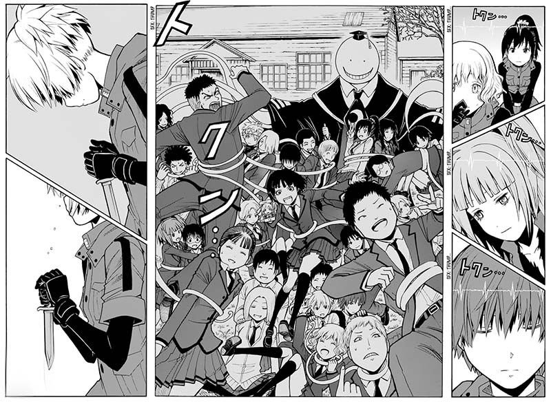 Assassination Classroom de Yūsei Matsui - O Ultimato 2