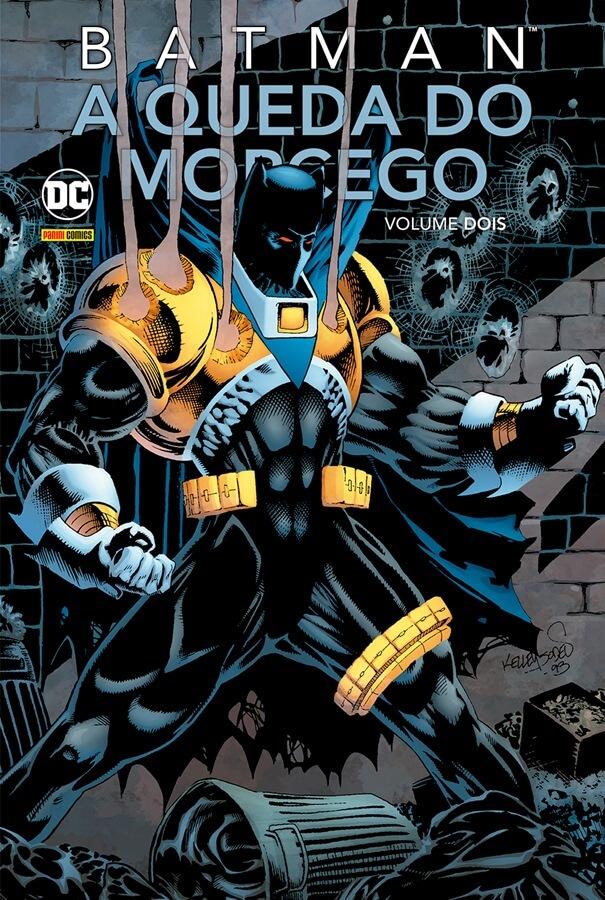 Batman A Queda do Morcego 2 Panini