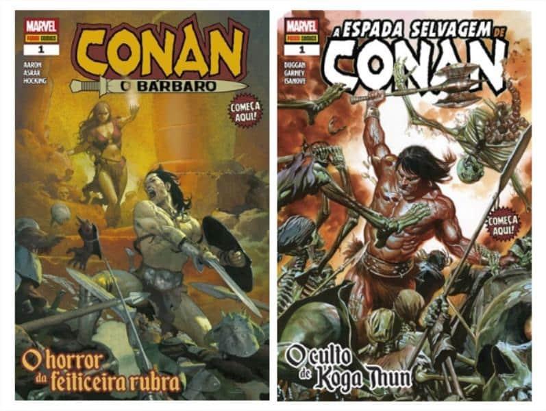 Conan Nova Coleção