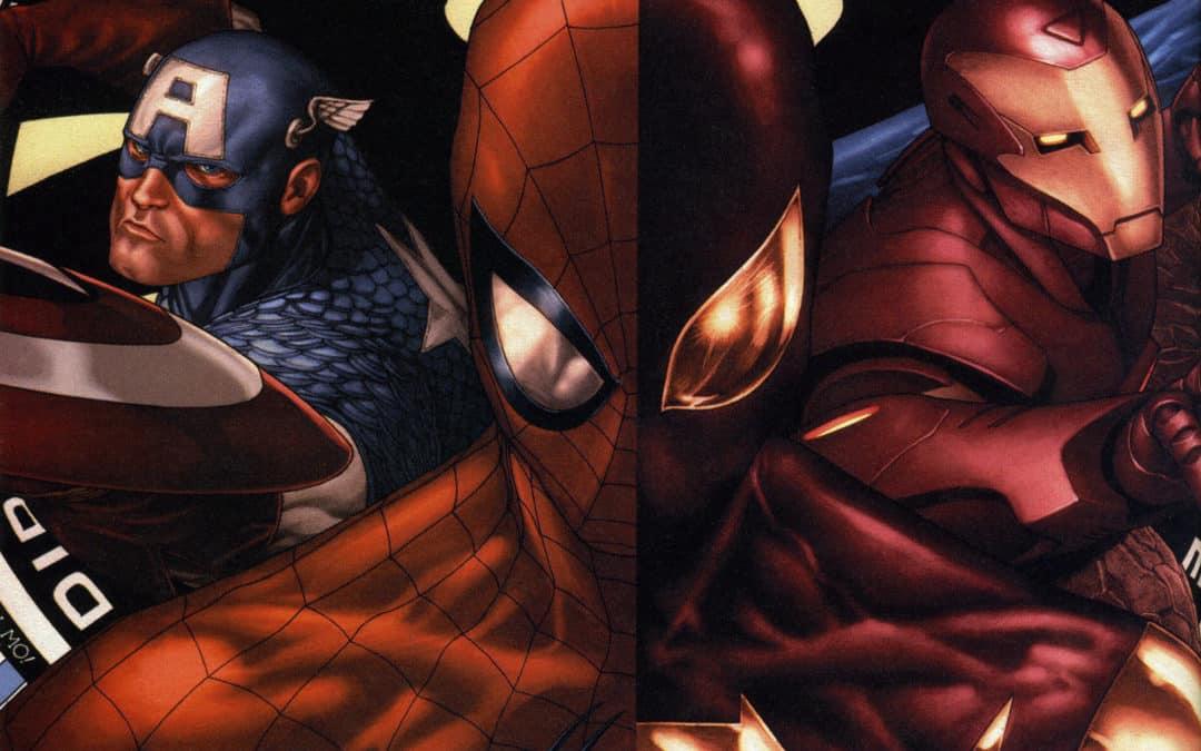 O Homem Aranha de J Michael Straczynski