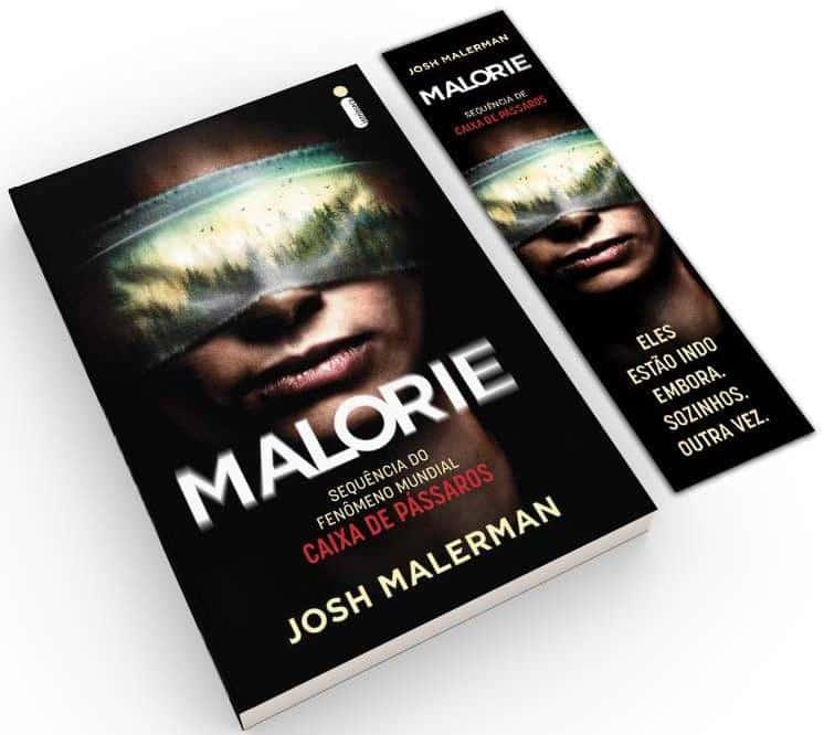 Malorie - Sequência de Caixa de Pássaros (Bird Box) chega às Livrarias 1