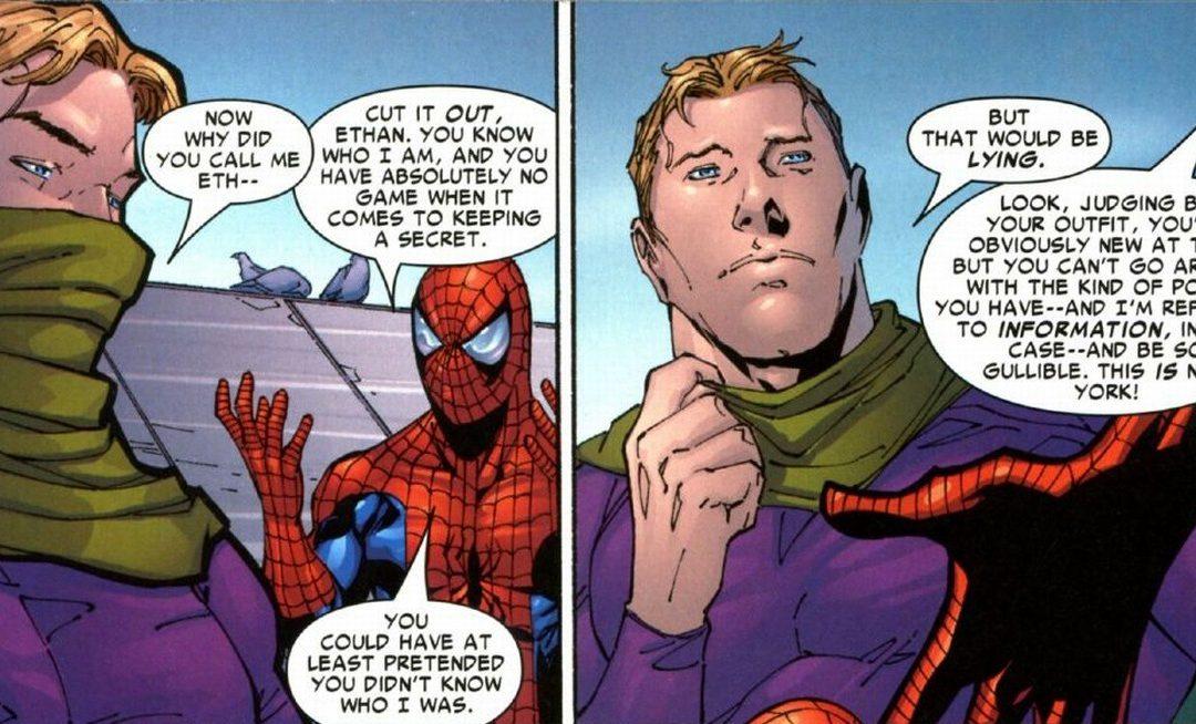 O Superman da Marvel, treinado pelo Homem Aranha: Virtude