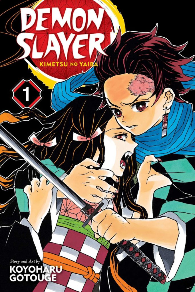 O fenômeno Demon Slayer Ultimato do Bacon capa manga