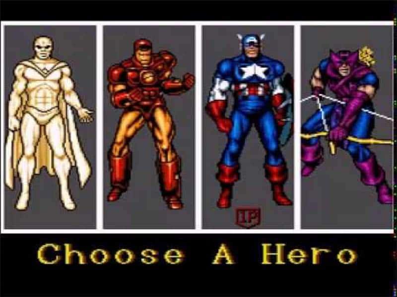 Os 10 Melhores Games de Super-Heróis de todos os tempos 1