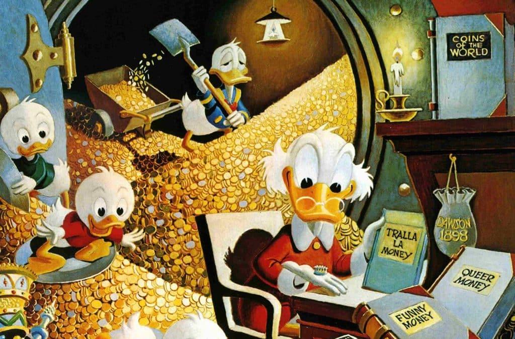 Pato Donald e Tio Patinhas por Carl Barks – Guia de Leitura