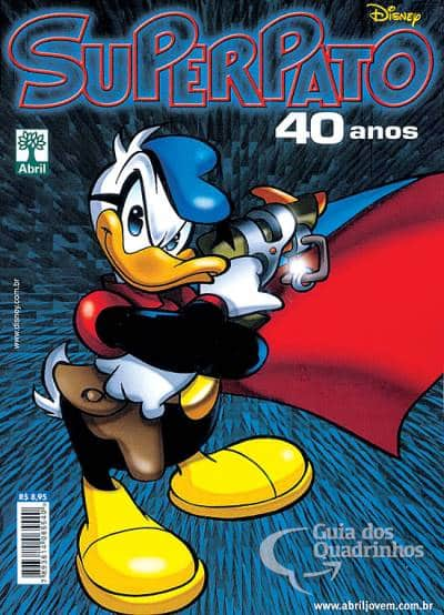 Super Pato Original Lendas Disney #1 – O Ultimato 2