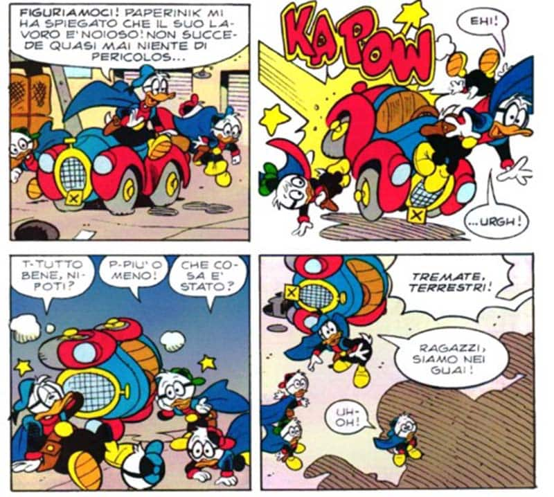 Super Pato 40 anos – Baú de HQs 2