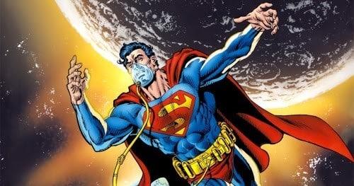 Superman Exilado no Espaço – Baú de Hqs