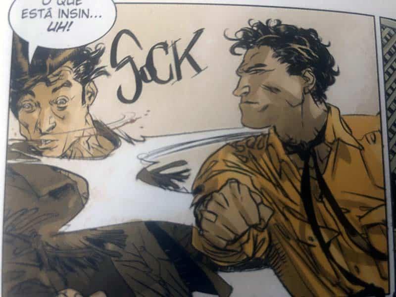 Tex Graphic Novel #2: Tex Frontera - O Ultimato 1
