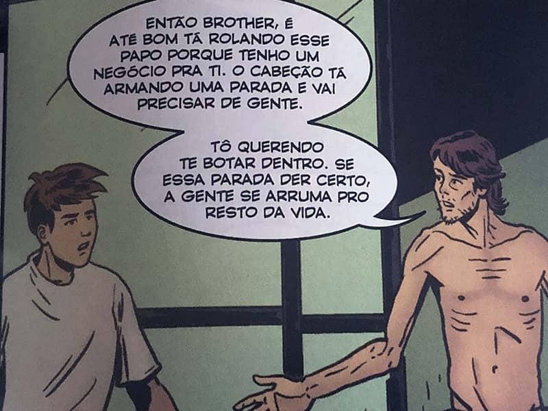 Beto e Pituca em Um Outro Dia de Felipe Folgosi 00